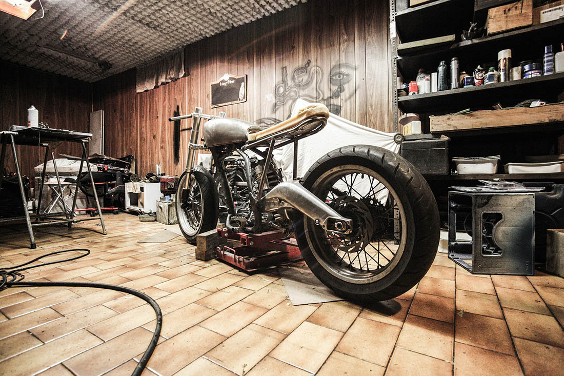 Everything About Cafe Racers